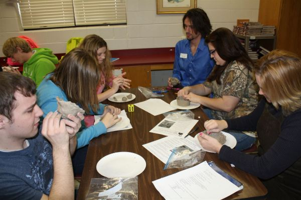 Family Consumer Science Class Learns Adjustment Strategies