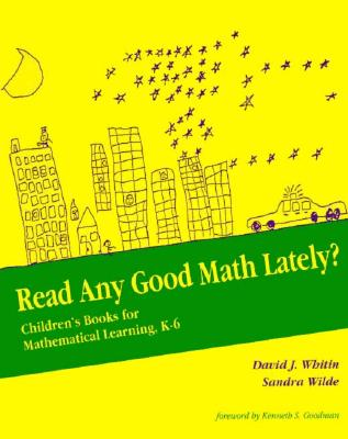 Read Any Good Math Lately? Children's Books For
