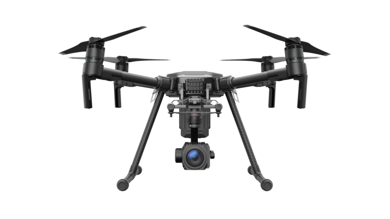 DJI Introduces M200 Series Drones Built For Enterprise