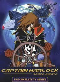 Harlock The Mystery of Arcadia