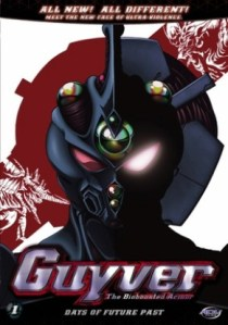 Guyver the Bioboosted Armor