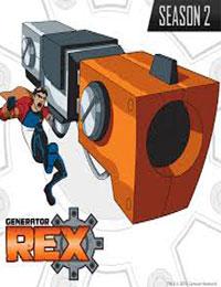 Generator Rex Season 02 (Dub)