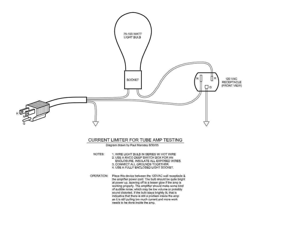hight resolution of light bulb current limiter build thread the gear page light bulb types light bulb current limiter