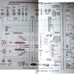 97 F250 7 3 Wiring Diagram Toyota Tacoma Front Suspension Powerstroke Cps Location F 250 Diesel Elsavadorla