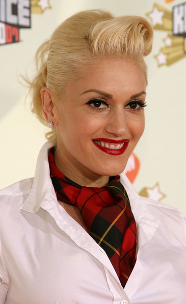 Singer Gwen Stefani  arrives at the 20th Annual Kid's Choice Awards held at the UCLA Pauley Pavilion on March 31, 2007 in Westwood, California.