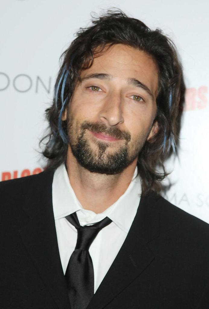 Adrien Brody In The Cinema Society Screening Of The