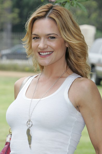 Victoria Pratt in Disneys A Time For Heroes Celebrity