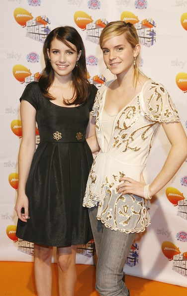 Image result for emma roberts and emma watson