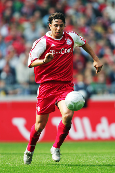 Image result for claudio pizarro bayern munich 2004