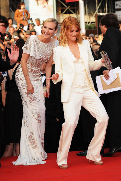 Diane Kruger and Melanie Laurent