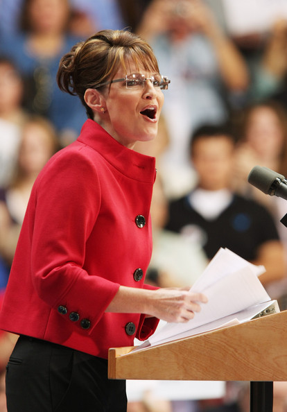 Sarah Palin. Kicking Ass and Naming Names. If only John McLame would do that.