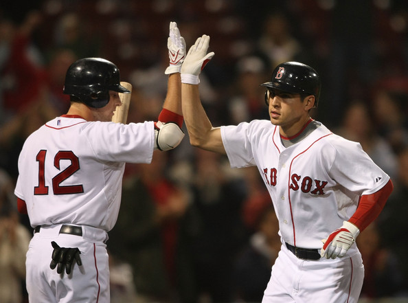Jacoby Ellsbury and Jed Lowrie are just two Red Sox who missed time in 2010.