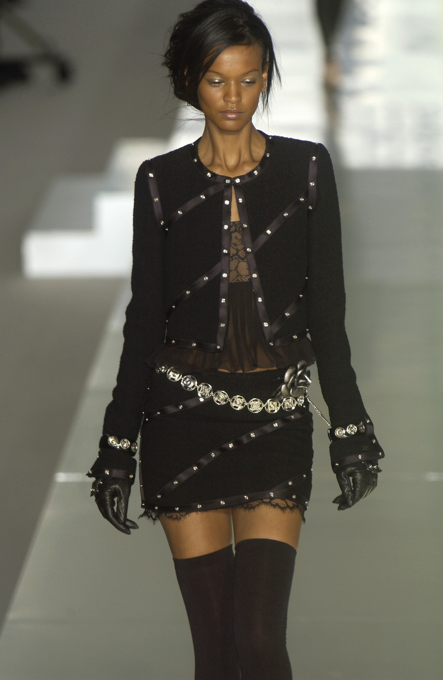 Chanel Fall 2003 Runway Pictures Livingly