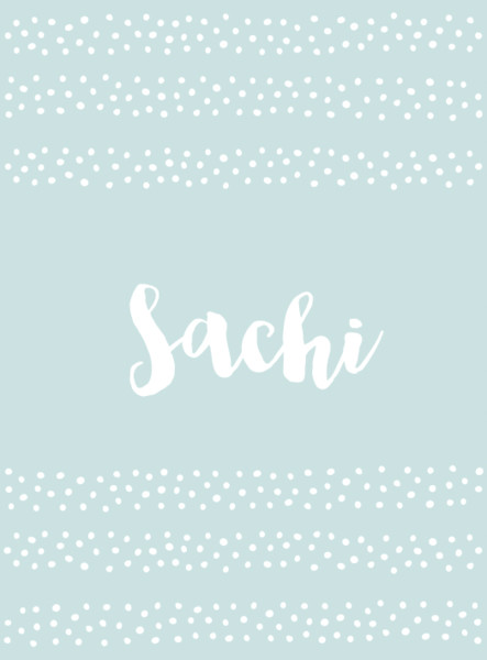 Sachi - Beautiful Baby Names That Mean Blessing - Livingly