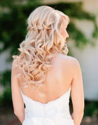 Bridal Waterfall Braid - 101 Pinterest Braids That Will ...