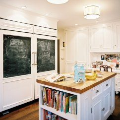Chalkboard In Kitchen Macys Table Photos Design Ideas Remodel And Decor Lonny