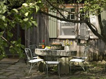 Country Patio Decorating Ideas