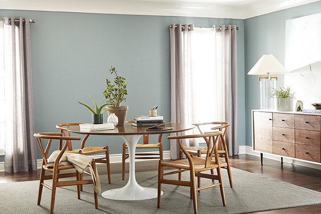 Behr Just Announced The 2018 Color Of The Year Design Trends Lonny