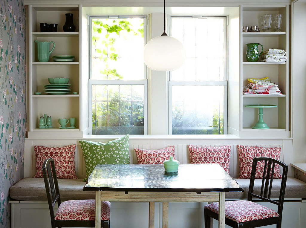 kitchen banquettes island plans what do you think of design inspiration lonny