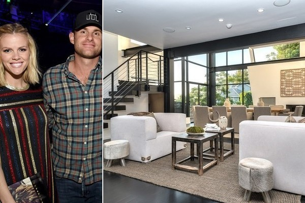 Andy Roddick and Brooklyn Decker List LA Home  Lonny