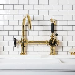 Waterworks Kitchen Faucets Chris And Cart The Months Top Finds Find Lonny
