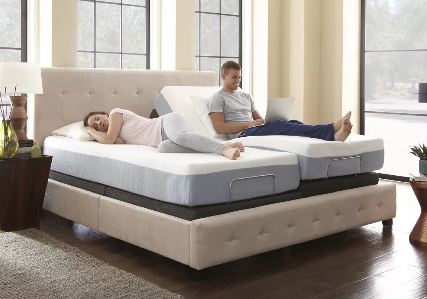 hight resolution of the best adjustable beds for 2019