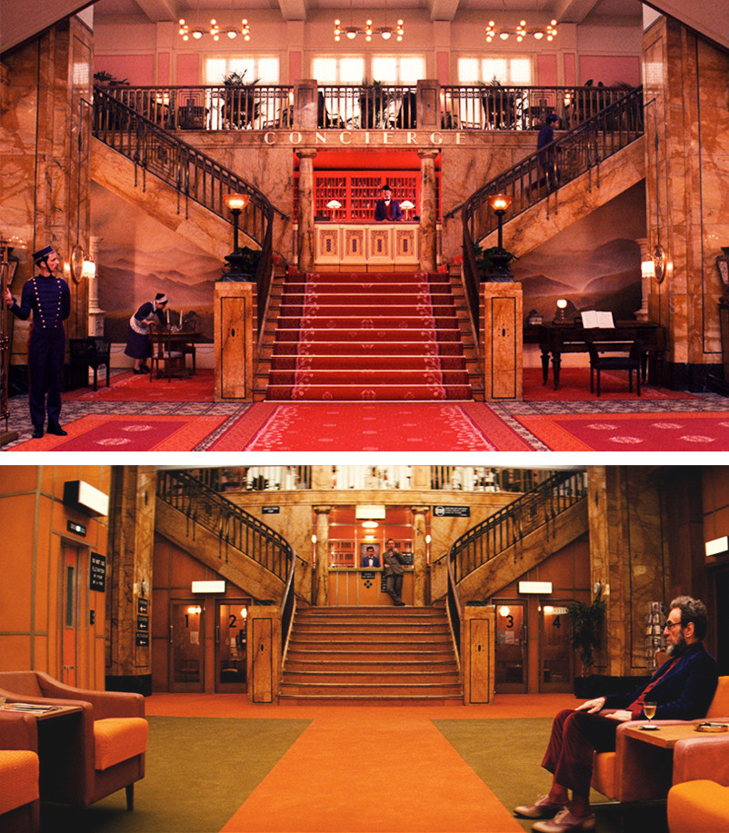 Behind The Design Of Wes Anderson S The Grand Budapest