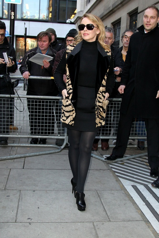 Kylie Minogue Ankle Boots  Kylie Minogue Looks  StyleBistro