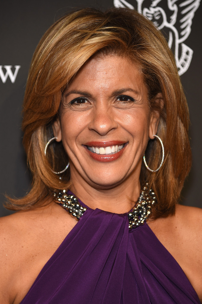Hoda Kotb Shoulder Length Hairstyles Hoda Kotb Hair StyleBistro