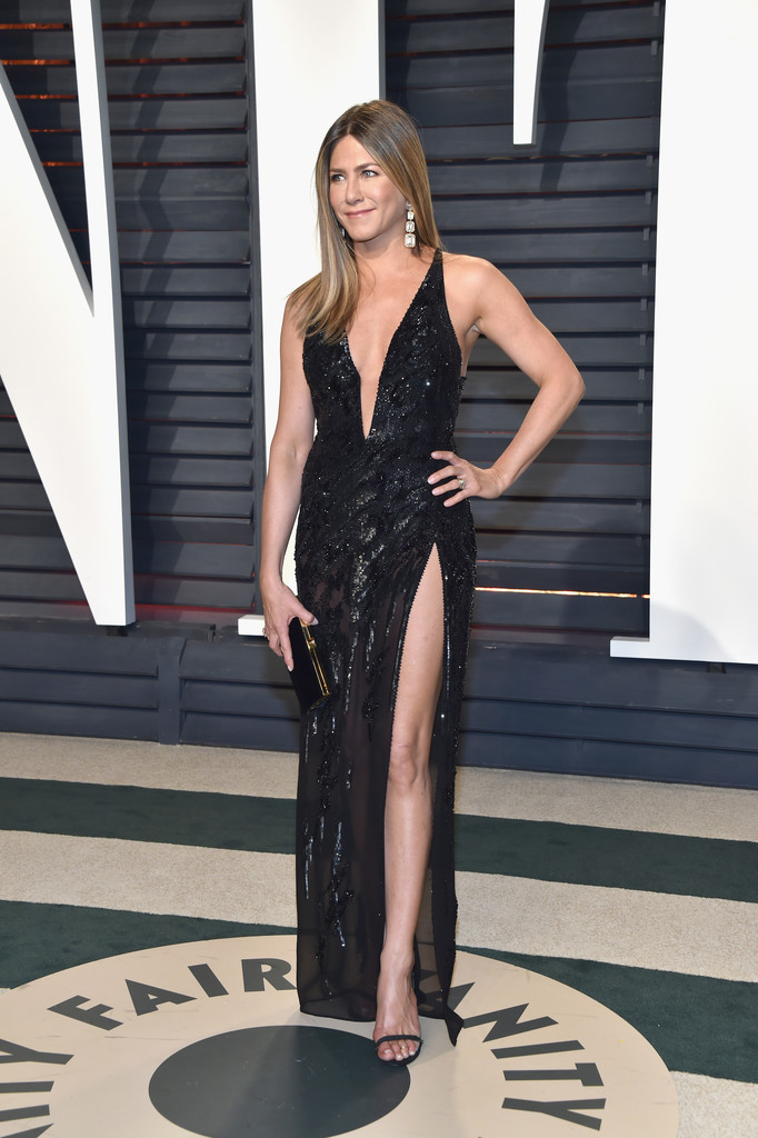 Jennifer Aniston Beaded Dress Jennifer Aniston Clothes