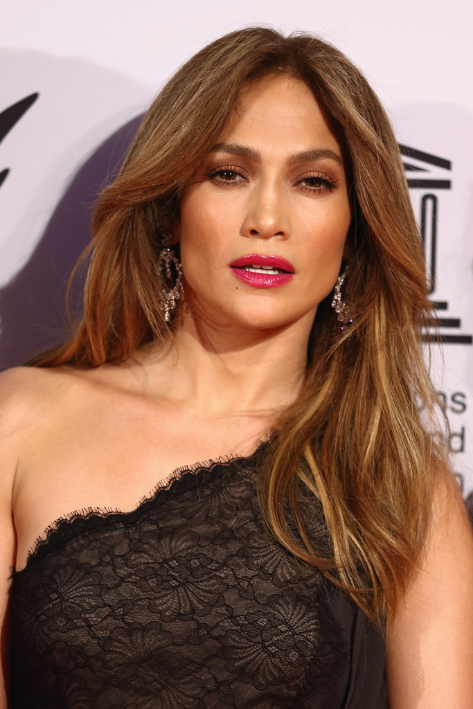 Jennifer Lopez Long Straight Cut Jennifer Lopez Looks
