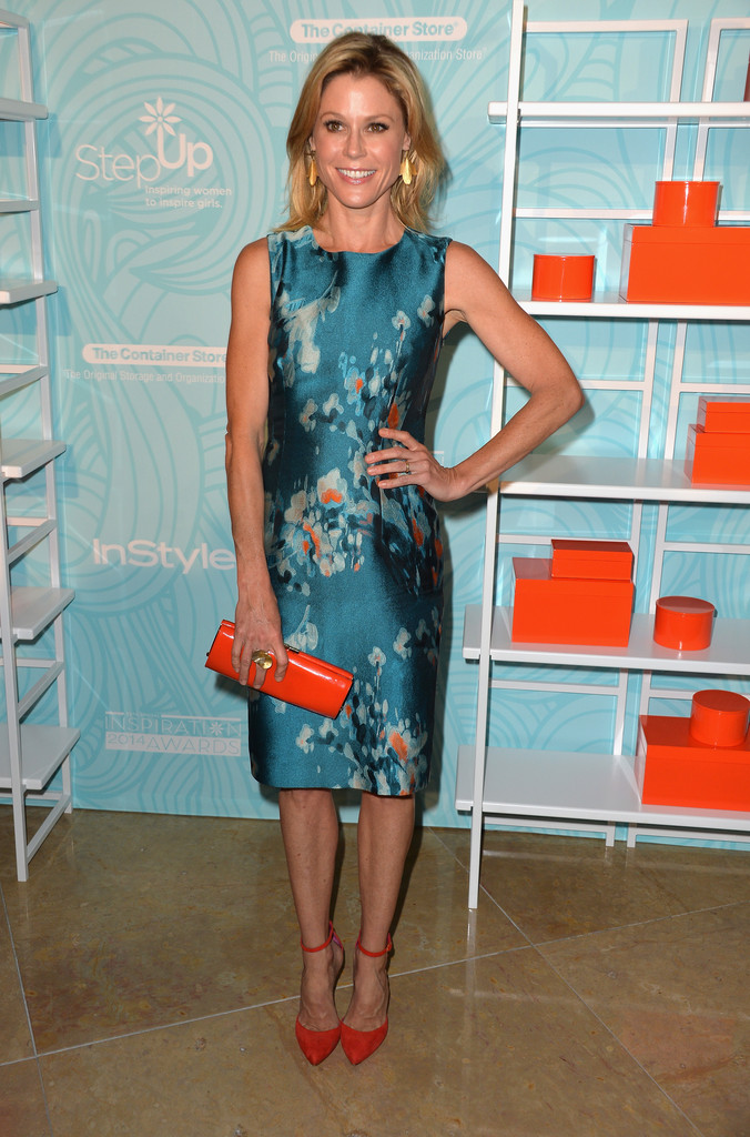 Julie Bowen Pumps Julie Bowen Looks StyleBistro
