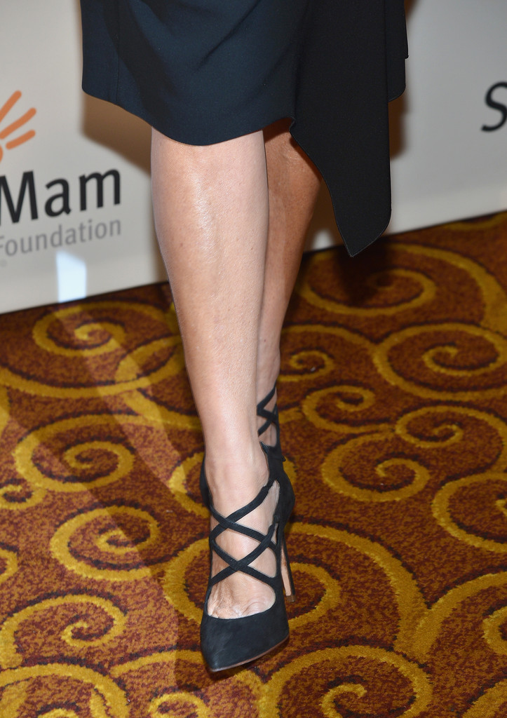 Katie Couric Pumps Katie Couric Looks StyleBistro