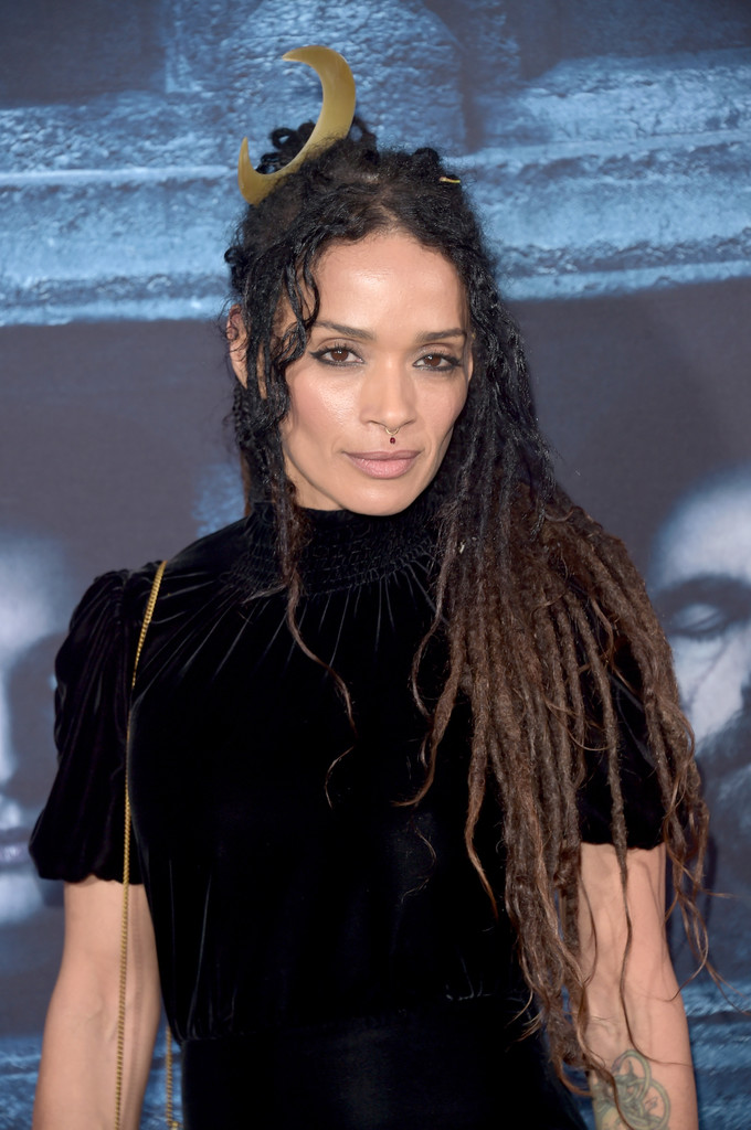 Lisa Bonet Dreadlocks  Lisa Bonet Looks  StyleBistro