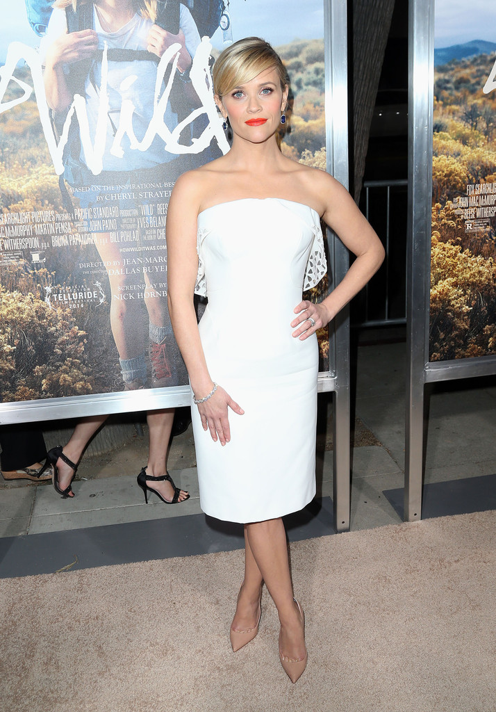 Look of the Day November 20th Reese Witherspoons White