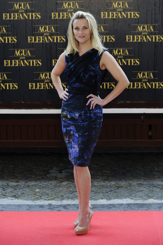 Reese Witherspoon Cocktail Dress  Reese Witherspoon Looks