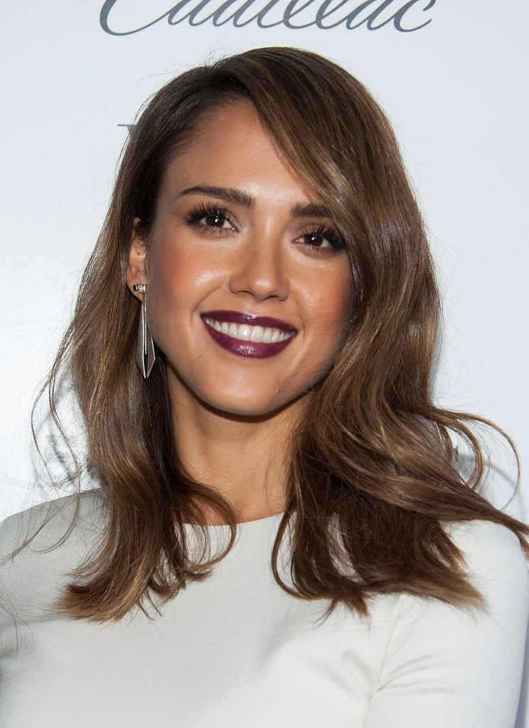 The NotQuiteaBob  Hair Transformations Jessica Alba  StyleBistro