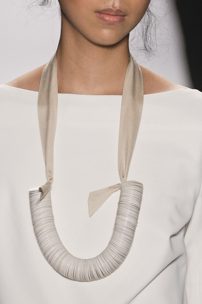 Chadwick Bell Spring 2013 - Details
