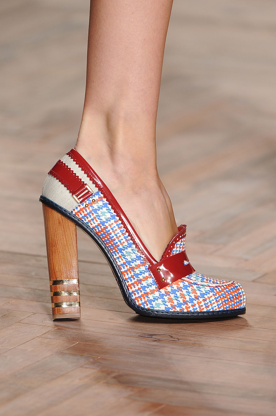 Tommy Hilfiger  The Best Shoes of New York Fashion Week