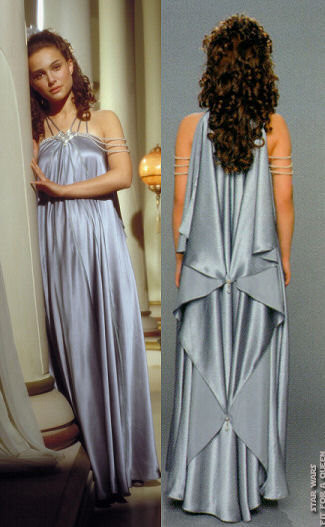 Padm Amidala The Best Costumes From The Star Wars