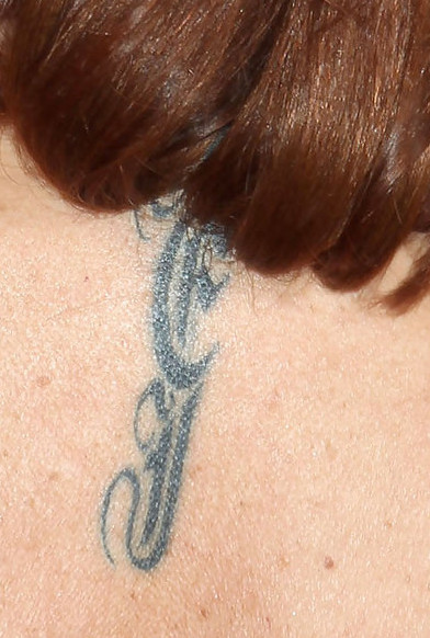 Susan Sarandon  Inked  Hollywoods Hottest Back Tattoos  StyleBistro