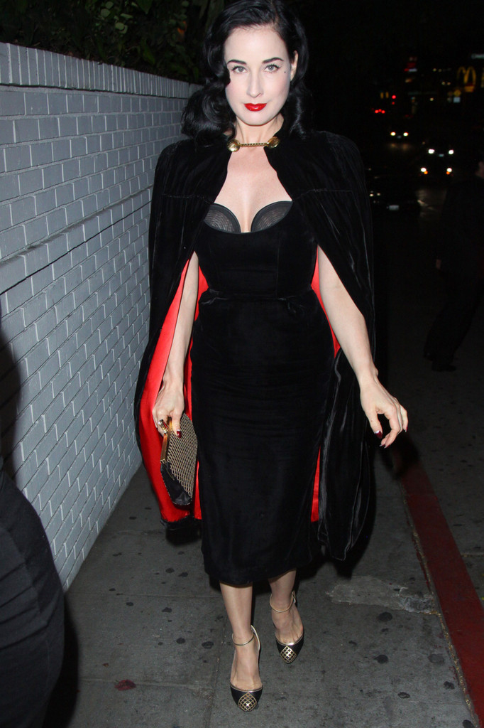 Dita Von Teese Little Black Dress Dita Von Teese Dresses