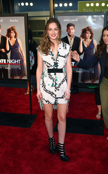Leighton Meester Ankle Boots Leighton Meester Boots