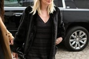 Ashlee Simpson is seen.