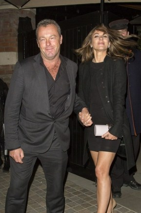Image result for liz hurley and david yarrow