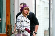 Taylor Swift takes a stroll in NYC.