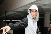 Pop singer Austin Mahone is spotted out and about in Los Angeles, California on February 20, 2015.