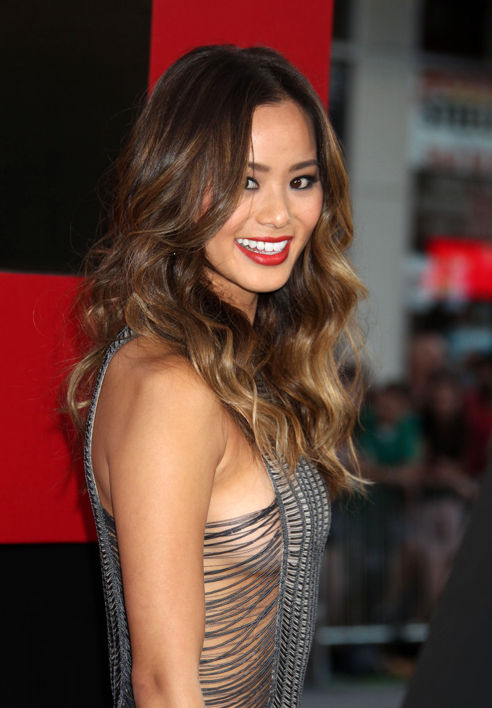 Jamie Chung in The Hangover Part II Los Angeles Premiere  Arrivals  Zimbio