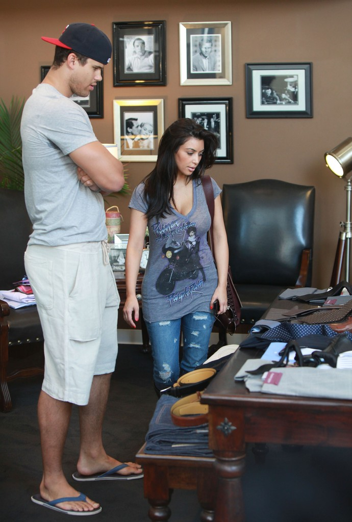 Kim Kardashian and Kris Humphries Photos Photos  Kim