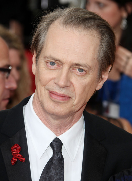 Steve Buscemi - 69th Annual Golden Globe Awards 2012: Red Carpet Part 1